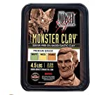 Monster Clay Premium Grade Modeling Clay (4.5lb)