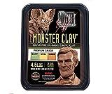 Monster Maker Modeling Clay Premium Grade - 2.05 KG (4.5lbs) - Medium