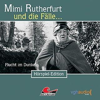 Flucht im Dunkeln (Mimi Rutherfurt 6) Titelbild