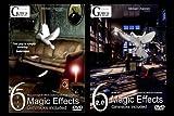 Mickael Chatelain Lote DVD Six Magic Effects et Six 2.0