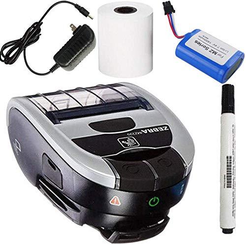 Affordable Wireless Bluetooth Receipt POS Printer Zebra MZ220 203dpi Direct Thermal Mobile Printer