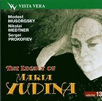 Yudina Legacy Volume 13