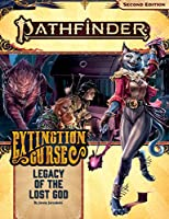 Pathfinder Adventure Path - Legacy of the Lost God - P2 (Extinction Curse)