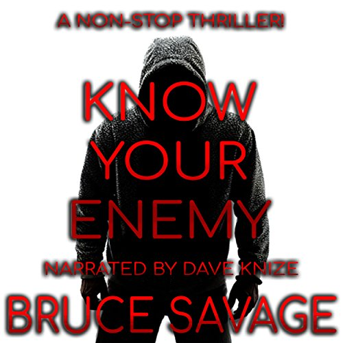 Know Your Enemy audiobook cover art