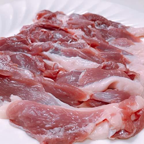 国産 合鴨もも肉 260-300g前後 鴨せいろ 鴨すき 冷凍品