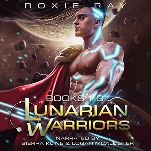 Lunarian Warriors Books 1-3 Titelbild