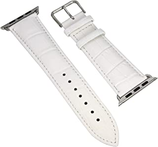 Leather Watch Band for Apple Watch iWatch Band Replacement 38/42mm Series 1 2 3