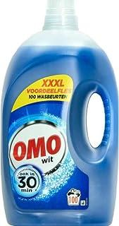 OMO Wasmiddel Wit 5 liter