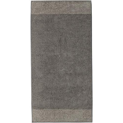 color gris 70 unidades, 80 x 150 cm Toalla de ducha Caw/ö Luxury Home Two-Tone 605