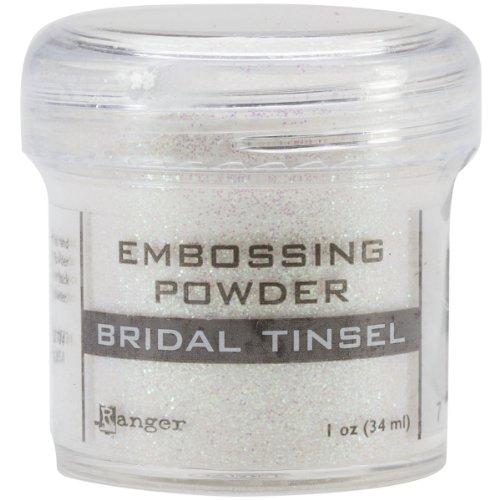 Ranger BRD Tinsel-Embossing Poudre, Acrylique, Multicolore