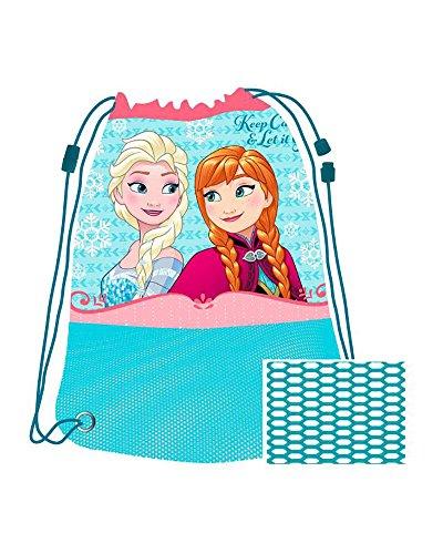 Frozen 2018 Mochila Infantil, 53 cm, Multicolor