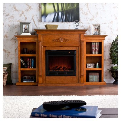 Read About Wildon Home Franklin Electric Fireplace