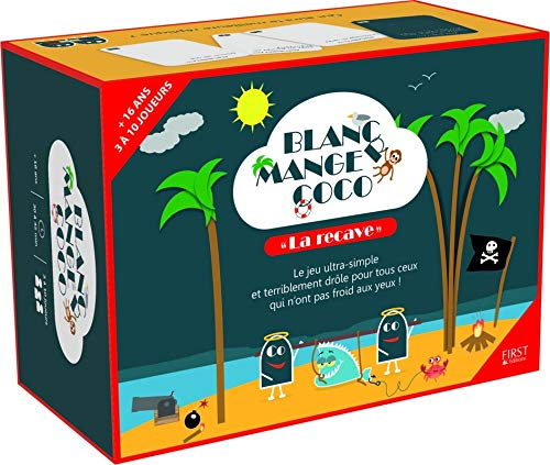 Blanc manger coco - extension N°1 La Recave - Le jeu ultra...