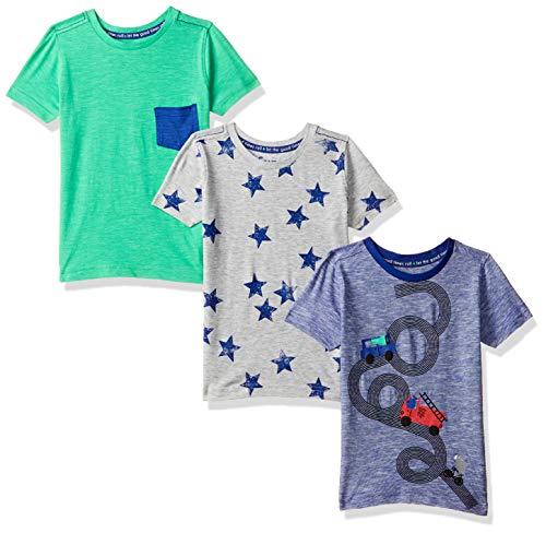 Care Baby-M/ädchen T-Shirt Bane 3er Pack