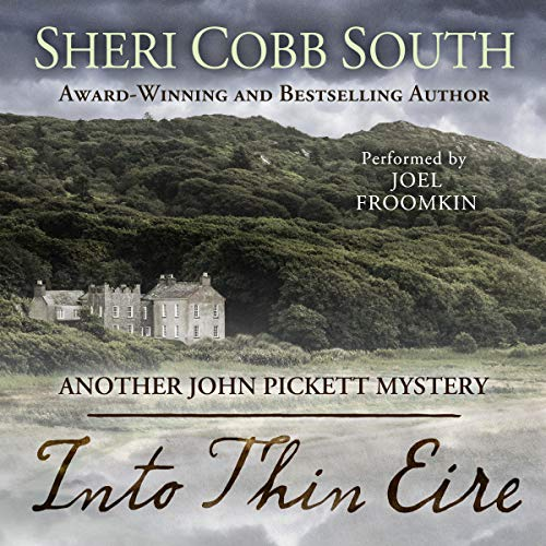 Into Thin Eire (Another John Pickett Mystery) audiobook cover art