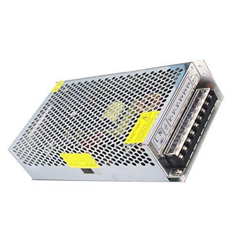 JoyNano 240W Switching Power Supply 12V 20A AC-DC Converter Transformer for Surveillance CCTV LED Display Automazione Industriale motore passo-passo e di più [versione aggiornata]