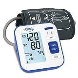 Tensiometre Bras Electronique - Tensiomètre Intelligent Professionnel, Détection de Pulsations Cardiaque Irrégulière, Grand écran LCD, mode double utilisateur, 240 mémoires, Certifié CE/FDA