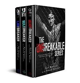 The Unbreakable Series: Books 1-3 (Heartbreaker, Rule Breaker, Lawbreaker) by [Kat Bastion, Stone Bastion]