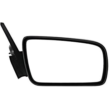OE Replacement Ford Mustang Passenger Side Mirror Outside Rear View Partslink Number FO1321243 Unknown