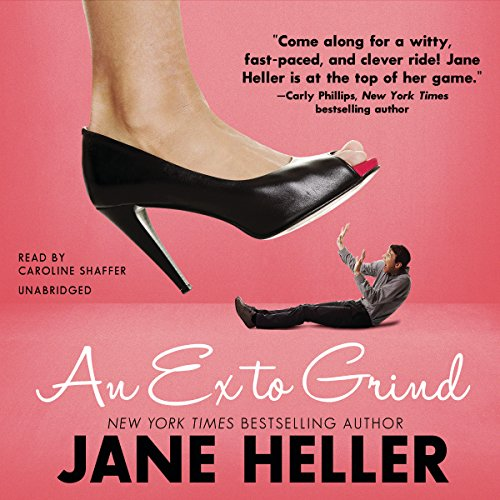 An Ex to Grind audiobook cover art