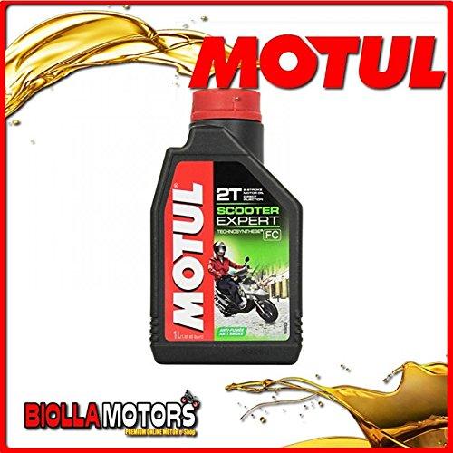 1058801Liter Öl MOTUL Scooter Expert 2T Motor Oil Technosynthese