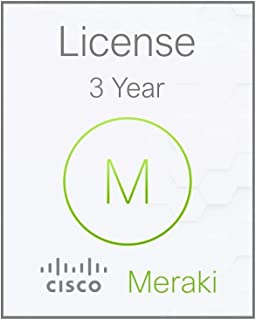 Cisco Meraki | LIC-ENT-3YR | Meraki MR 3 Years Enterprise License