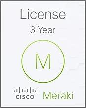 Cisco Meraki | LIC-ENT-3YR | Meraki MR 3 Years Enterprise License