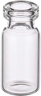 Wheaton 223683 Borosilicate Glass 2mL Serum Tubing Vial, 7mm ID x 13mm OD Mouth, Clear (Case of 144)