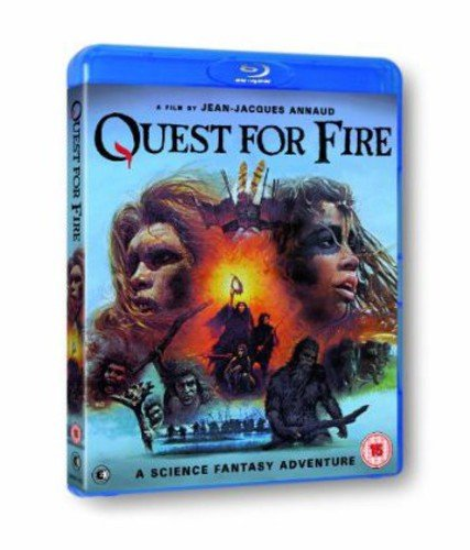 Quest For Fire [Blu-ray] [UK Import]
