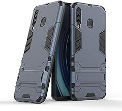 فان تيننج غطاء حماية لجهاز نوكيا اكس 71 , قوي ومقاوم للصدمات مع حامل الهاتف المحمول , غطاء نوكيا X71- Nokia X71 Nokia X71
