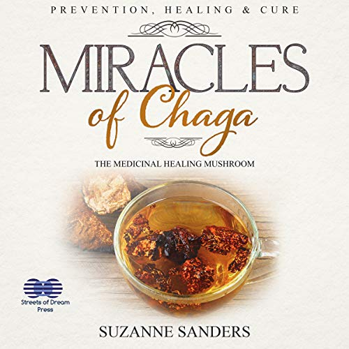Miracles of Chaga audiobook cover art