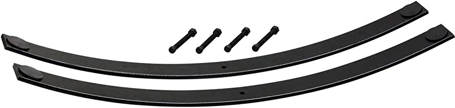 Liftcraft - Fits Dodge Ram 1500 2500 3500 Lift Kit 2 Inch Rear Carbon Steel Add-A-Leaf Kit 37.5 inch Long Leafs | Leveling Kit For Ram 4WD
