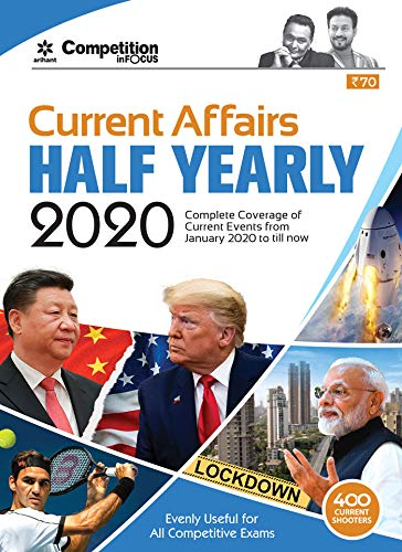 Current Affairs Half Yearly 2020