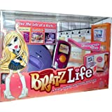 Bratz Life Interactive DVD Board Game