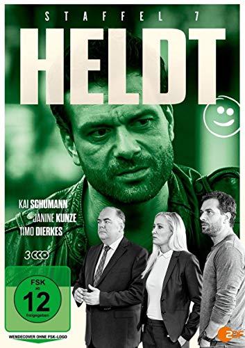 Heldt Staffel 7 [3 DVDs]