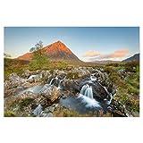artboxONE Poster 30x20 cm Natur In den Highlands von
