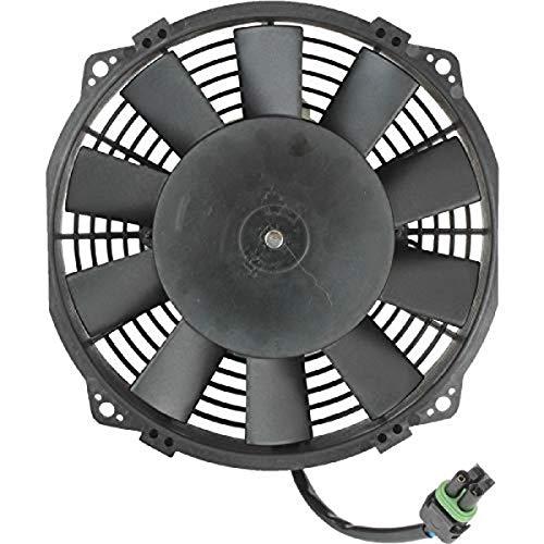 DB Electrical RFM0021 Ventilateur de radiateur pour Bombardier Can-Am 400 Outlander 06 07 08 2006 2007 2008 70-1018 709-200-158 463747