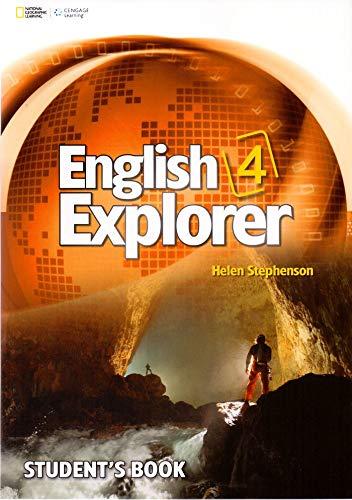 English Explorer 4: Student Book + Multirom