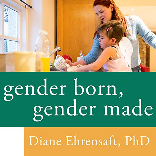 Gender Born, Gender Made audiobook cover art