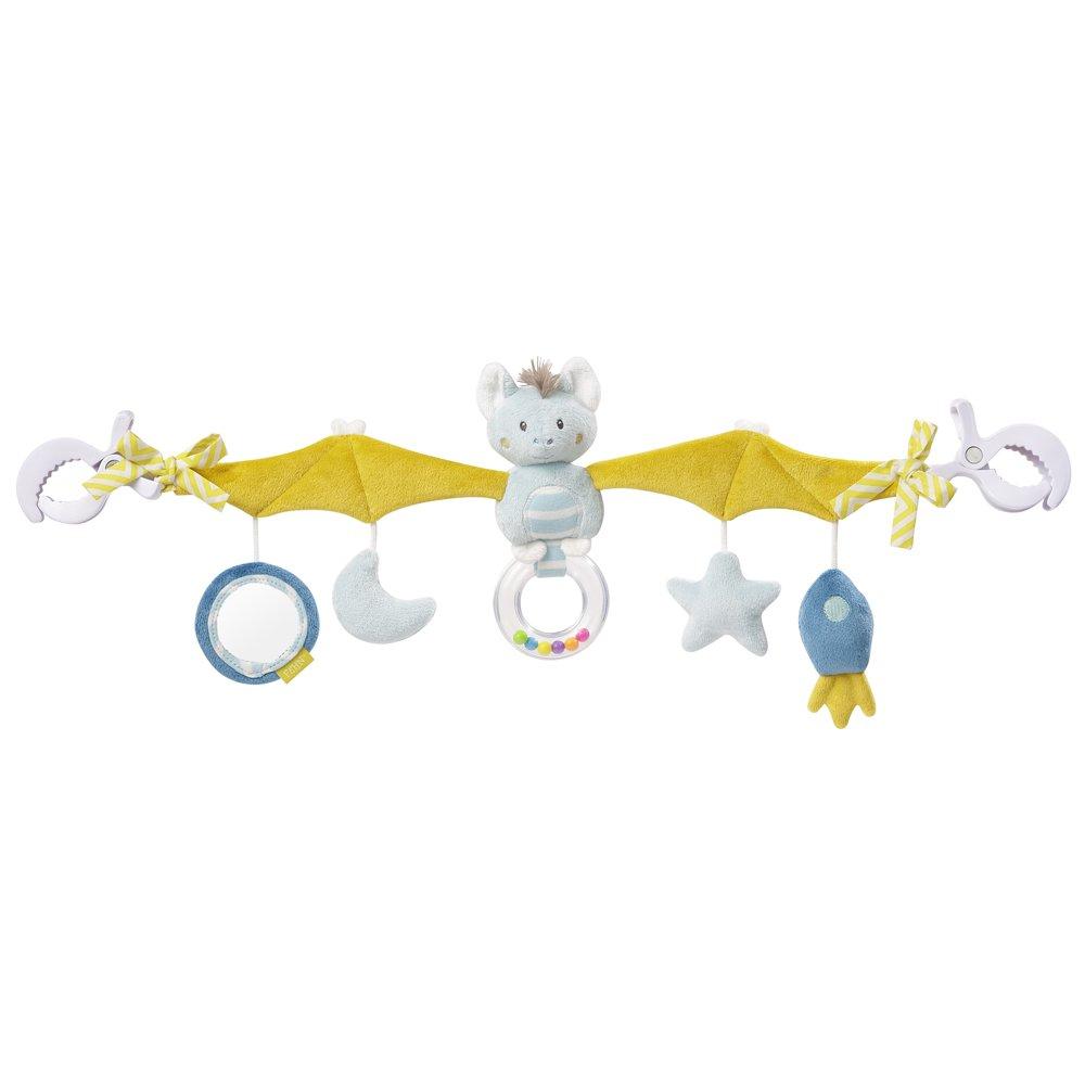Fehn Little Castle Collection Bat Pram Rattle Chain