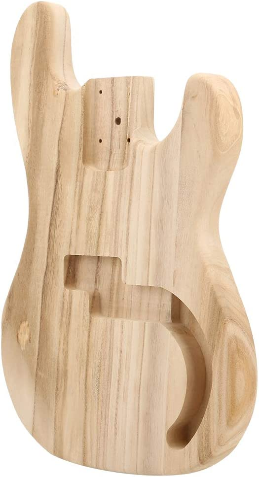 Bass Body Unfinished Ranking TOP2 Guitar PB New Shipping Free Shipping for Style Barrel