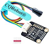 CQRobot Barometric Pressure Sensor Compatible with Raspberry Pi/Arduino/STM32. Built-in BMP388 chip, Height/Pressure/Temperature Measurement, for Such as Drones, Environment Monitoring, IoT Projects.