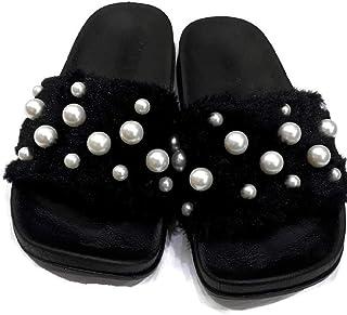 NEW AMERICAN Girls Fashion Slippers