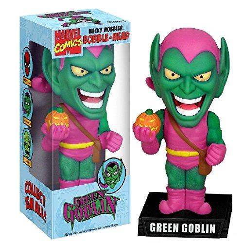 Wobbler: Marvel: Spiderman: Duende Verde
