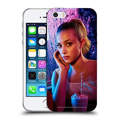 Head Case Designs Oficial Riverdale Betty Cooper 1 Carteles Carcasa de Gel de Silicona Compatible con Apple iPhone 5 / iPhone 5s / iPhone SE 2016
