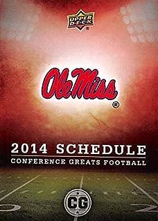 Best ole miss rebels football schedule Reviews