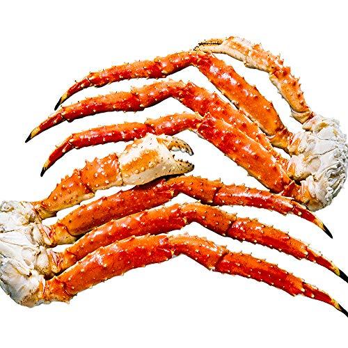 特大 天然ボイル 極上 タラバガニ 足 3L〜4Lサイズ たらば蟹 約2kg