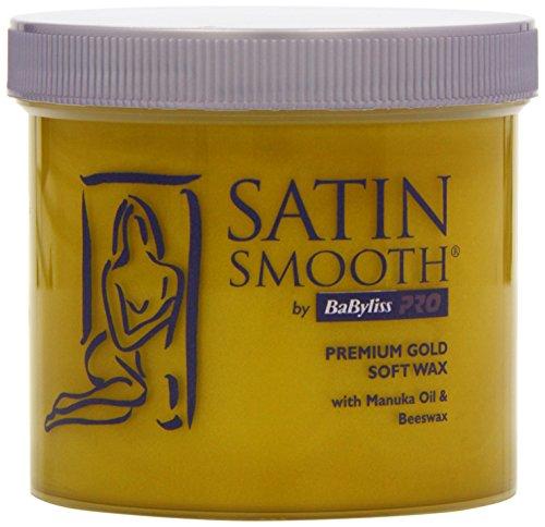 Satin Smooth Premium Gold Wax With Manuka Oil & Beeswax