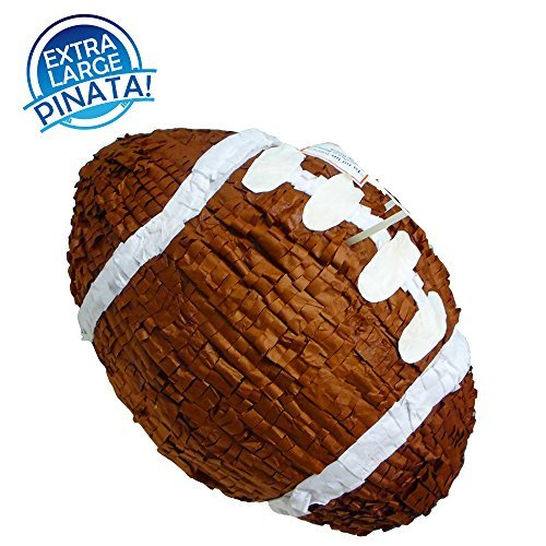 Large 3D Football Pinata by Aztec Imports, Inc.