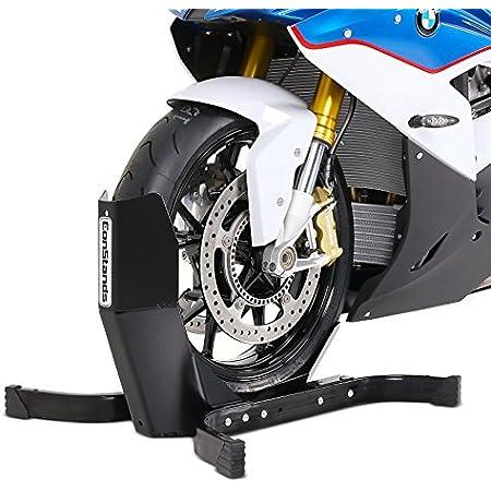 Motorradwippe Vorderrad 21 Für Anhänger Constands Easy Plus Schwarz Transport Ständer Auch Hinterrad Auto